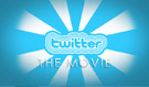 Twitter movie trailer parody